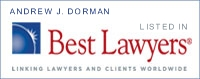 Andrew Dorman Best Lawyer