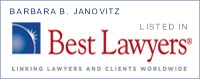 Barbara Janovitz Best Lawyers
