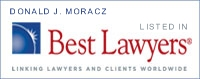 Donald Moracz Best Lawyers