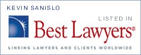 Kevin Sanislo Best Lawyers