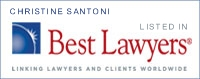 Christine Santoni Best Lawyers