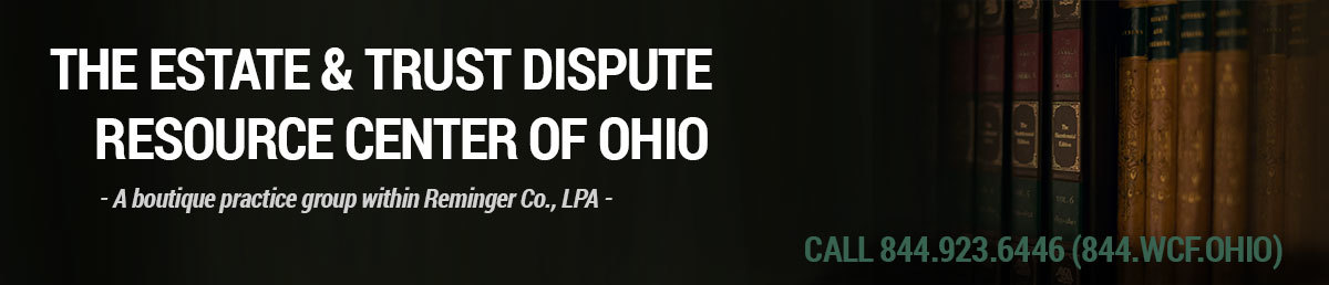 Estate and Trust Dispute Center of Ohio